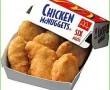 Habzásgátló adalékanyag található a McDonalds-os csirke McNuggetokban