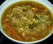 Kínai édes-savanyú leves