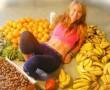 A karcsúság titka napi 50 banán?