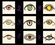 Személyiségteszt! Válassz egy szemet, és nézd meg, hogy mit árul el rólad!