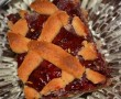 Meggyes-cserkós rácsos  ( egyszerű elkészíteni, és hihetetlenül finom desszert! )
