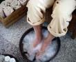 Sós, vizes lábfürdő, avagy a szervezet nagytakarítása