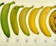 A képen látható 7 banán közül tudod melyik a legegészségesebb?