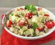 A természetes fehérje legjobb forrásai + Quinoa tabbouleh – gluténmentes saláta recept