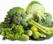 Mire hatnak  a zöld színű zöldségek?