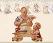 Egy lista minden betegségről, mivel gyógyították magukat nagyanyáink a konyhából