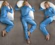8 alvási pozíció, amely kihat az egészségünkre!
