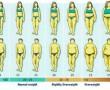 Kor, alkat, és magasság alapján mennyi az ideális test súlyod? (Nőknek)