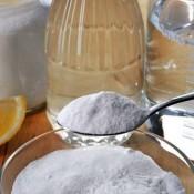zsírégetés-szódabikarbónával