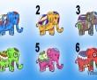 Válassz egyet a Szerencsehozó Elefántok közül és tudd meg mit üzen neked!