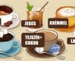 Számtalan dolgot elárul a személyiségedről, hogy hogyan iszod a kávét! Válassz, és megtudod!