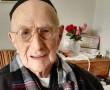 Elhunyt a világ legöregebb férfija Izraelben