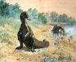 A növényevőnek tartott kacsacsőrű dinoszauruszok olykor állatokat is ettek