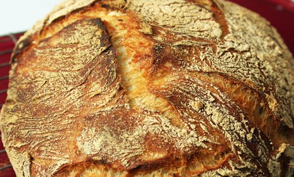 kenyér-burgonyával