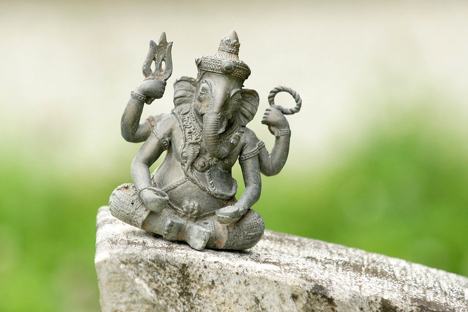 Indian Spiritual Spirituality Faith Elephant