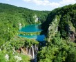 Túl sok a turista a Plitvicei-tavaknál, és ez veszélyezteti a természeti értékeit