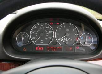 BMW_E46_Instrument_Cluster