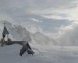 Magyarországtól párszáz kilométerre, Szlovéniában havazik!!! ( VIDEÓ )