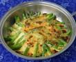 Tejfölös rakott zöldbab
