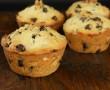 Banános-csokoládés muffin készítés, tojás nélkül!